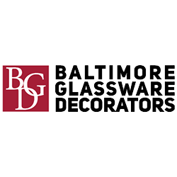 Baltimore Glassware Decorators logo